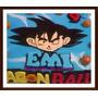 Torta Dragon Ball Z X Kg Mercadopago