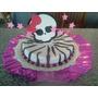 Torta Monster High $ 200 Por Kilo Decorada