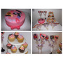 Combos Mesa Dulce Tematica Torta Cupcakes Cakepop Zona Oeste
