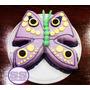 Original Torta Mariposa - Ideal Para Cumpleaños