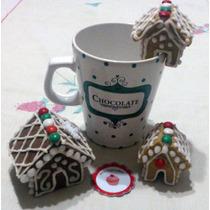 Mini Casitas De Cookies 3d Souvenir, Cumpleaños.