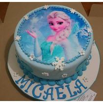 Tortas Decoradas Princesas Infantiles Cumpleaños Fototortas