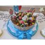 Espectacular Torta De Golosinas!! Ideales Para Niños