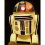 Torta 3d Con Luz Robot R2d2 Star Wars