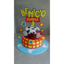 Tortas Decoradas Infantiles, Cumpleaños Toy Story