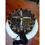 Torta Golosinera: Oreo, Kit Kat, Chocolates, Rocklets,etc