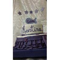 Tortas Decoradas, De Violetta X 3 Kg Decorada