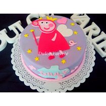 Torta Chanchita Peppa, Peppa Pig, Para Cumpleaños