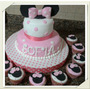 Tortas Decoradas Bautismo Cumples Mickey Minnie Mouse Lanús