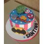 Tortas Decoradas Infantiles Cumpleaños Varones Nenes