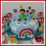 Tortas Artesanales Decoradas Cumpleaños Primer Añito Baby Tv