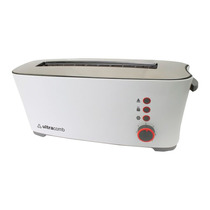 Tostadora Electrica Ultracomb To4004 P/ Baguette 1000w Gtia