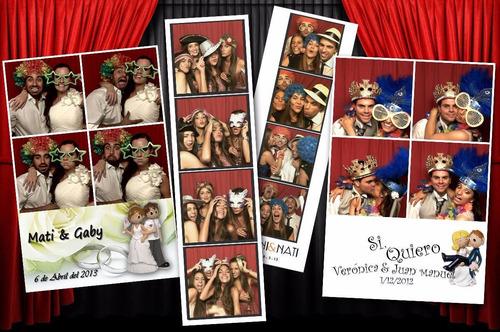 Totem / Cabina Abierta De Fotos Para Fiestas Y Eventos