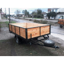 Trailer Batan De Carga Grande, Escenario Movil