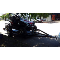 Trailer Facundo Para Utv Cuatris,motos, Stock Permanente