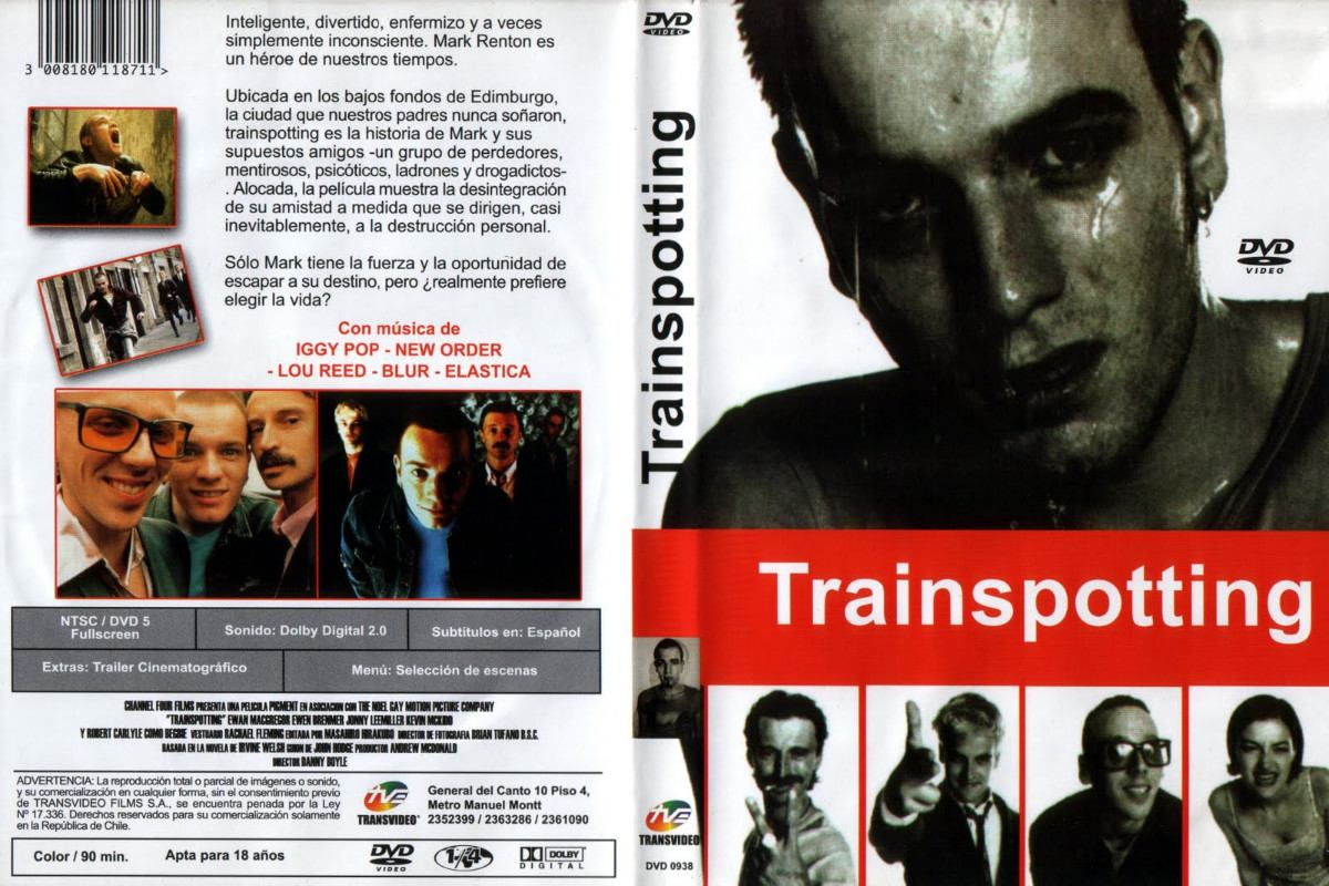 trainspotting analysis The magic of trainspotting is that it's a trip through heroin addiction for the audience, who, one must assume are mostly not heroin addicts the narration and anecdotes lend authenticity to the idea that this is how heroin addicts in this particu.