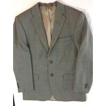 Christian Dior. Saco Vestir Hombre. 100% Lana Merino.