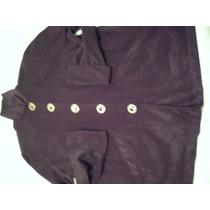 Saco Blazer Purpura Grande