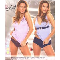 Tankinis Ofertas Y Bikinis Talle 1 Y 2 Y Talle 3 En Fucsia
