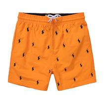 Shorts De Baño,mayas Polo Ralph Laurent Importado