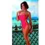 Trikini A Lunares Color Roja Taza Soft T 3 $ 590