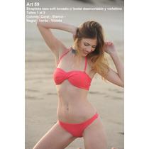 Mallas Bikini Andressa Animal Print Y Allondra Liquidacion
