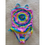 Malla Bikini Traje De Baño Proteccion Uv Solar Playa Pileta