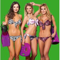 Bikini Cocot Taza Soft Y Vedetina. Talle 85 En Stock