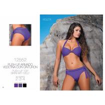 Bikini Cocot Taza Soft Y Vedetina Alta Talle 100 En Stock