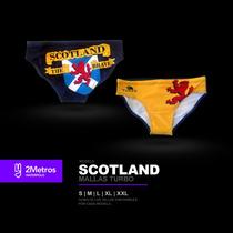 Malla Turbo Scotland The Brain - Slip Natación Y Waterpolo