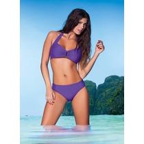Malla Bikini Cocot 12507 C/herraje C/vedetina T90 Negro