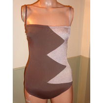 Malla Lycra Color Marron