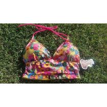 Corpiño Top De Bikini Guadalupe Cid. So Ña Do