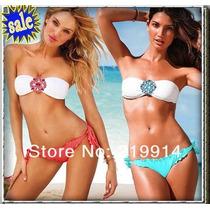 Mallas Bikinis Importadas Estilo Victoria