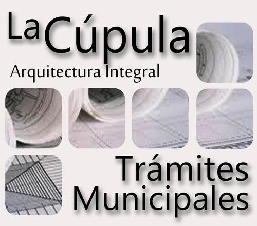 Tramites Municipales, Planos, Proyectos De Arquitectura