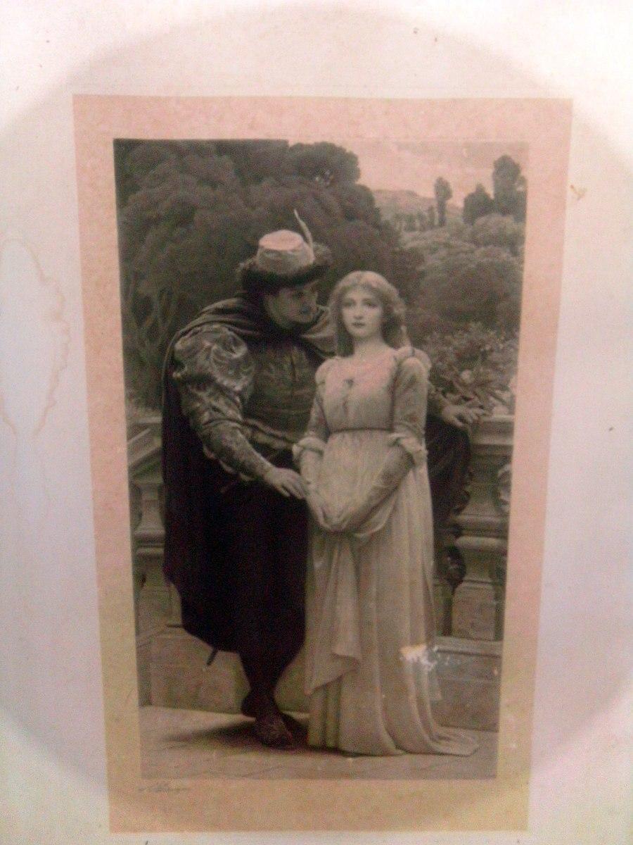 Transferir Mercado Vintage: Antiguo grabado escena galante con firma ...