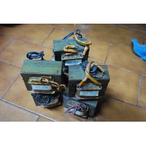 Tranformador Mecanico 220 A 12 Volts 50 Wats