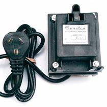 Autotransformador 220v / 110v / 100w Ideal Consolas