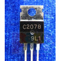 Transistor Rf Bc Hf 2sc2078 C2078 Salida To220