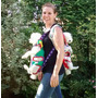 Mochila / Bolso Para Transportar Perritos Talle L