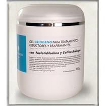 Gel Criogeno Reductor Con Fosfatidilcolina X 500 Grs
