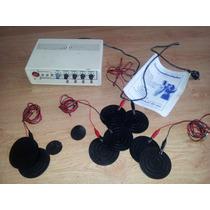 Electroestimulador Profesional De 4 Canales