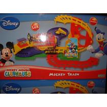 Tren De Mickey
