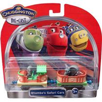 Chuggington : Mtambo´s Safari Cars ! - Minijuegosnet