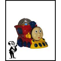 Tren De Juguete Thomas Y Sus Amigos Con Luz, Sonido Y Mov.