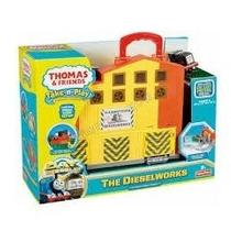Tren Thomas & Friends The Dieselworks El Taller De Diesel