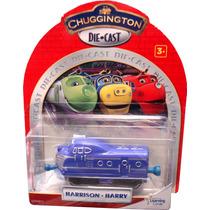 Chuggington : Trencito Harrison - Harry !- Minijuegosnet