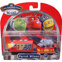 Chuggington : Parrot Wilson ! - Minijuegosnet