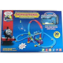 Pista 360 Grados Tren Thomas Y Sus Amigos A Pilas