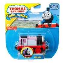 Tren Thomas & Friends - Rosie- Take And Play
